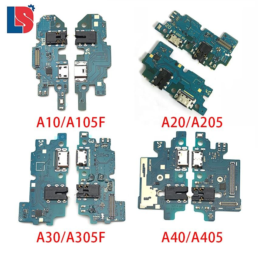 Mobile Phone Small Parts Charging Connector USB Charger Port For Samsung A10 A20 A30 A40 A50 A60 A70 A90