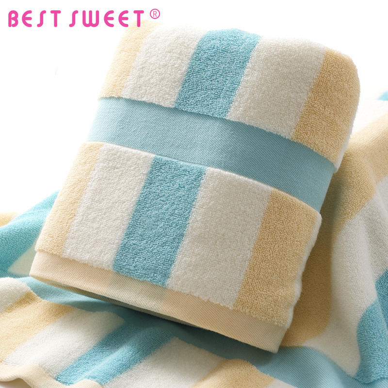 6pc luxury piece hotel towel set