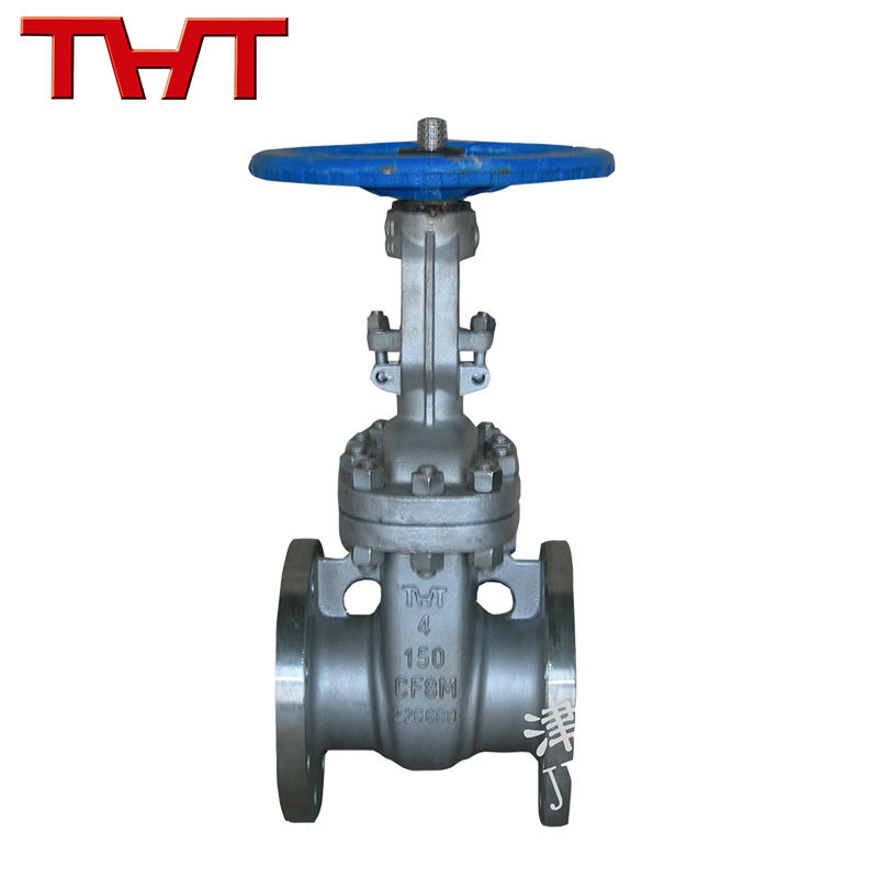 dn80 stainless steel 316 wedge gate valve