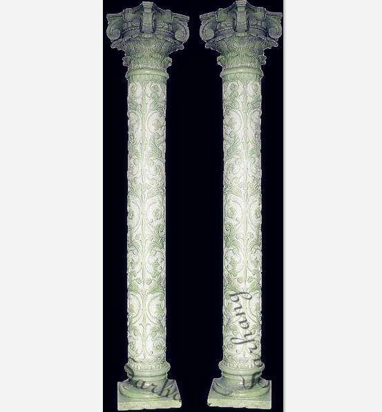TOP SELLING FINE QUALITY GREEN ONYX COLUMNS