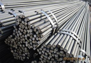 Rebar High Quality HRB400 Construction Concrete 12mm Reinforced Deformed Steel Rebar Price Per Ton For Construction