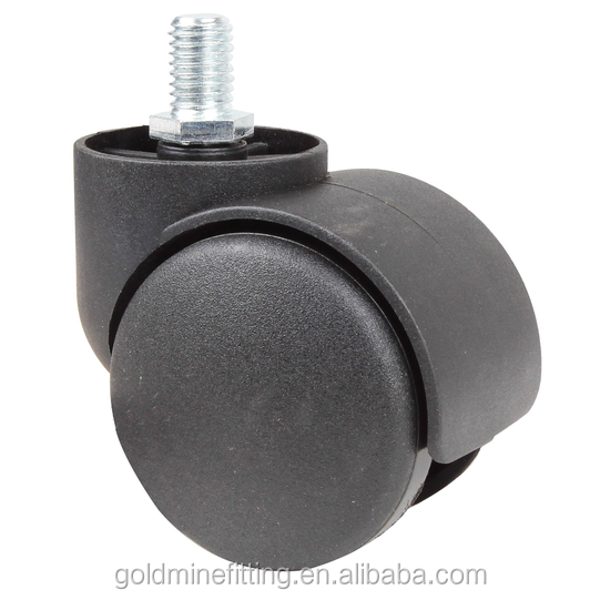 swivel office chair parts caster wheel