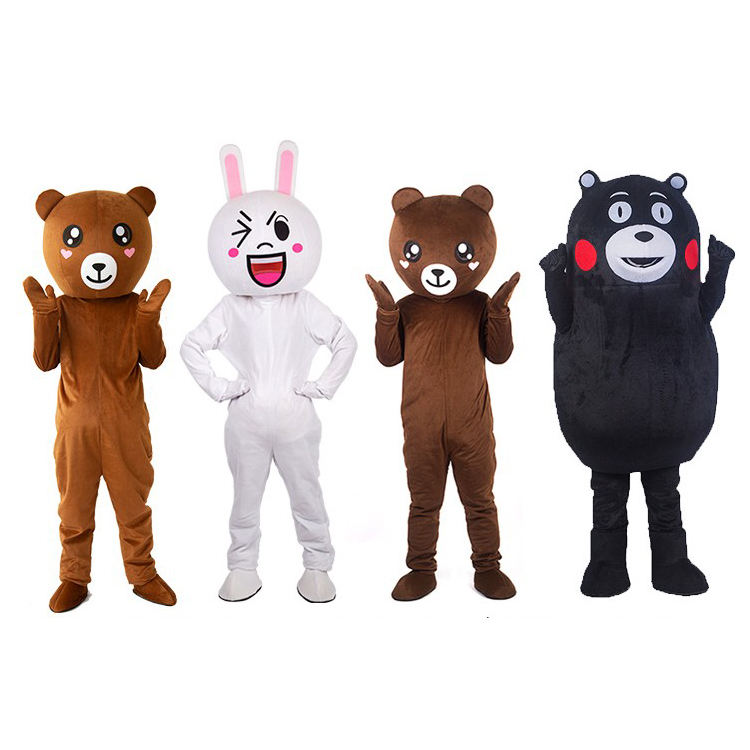 Plush Animal Costume for Adult