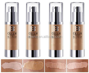 Waterproof Cream Makeup whitening liquid foundation for waterproof