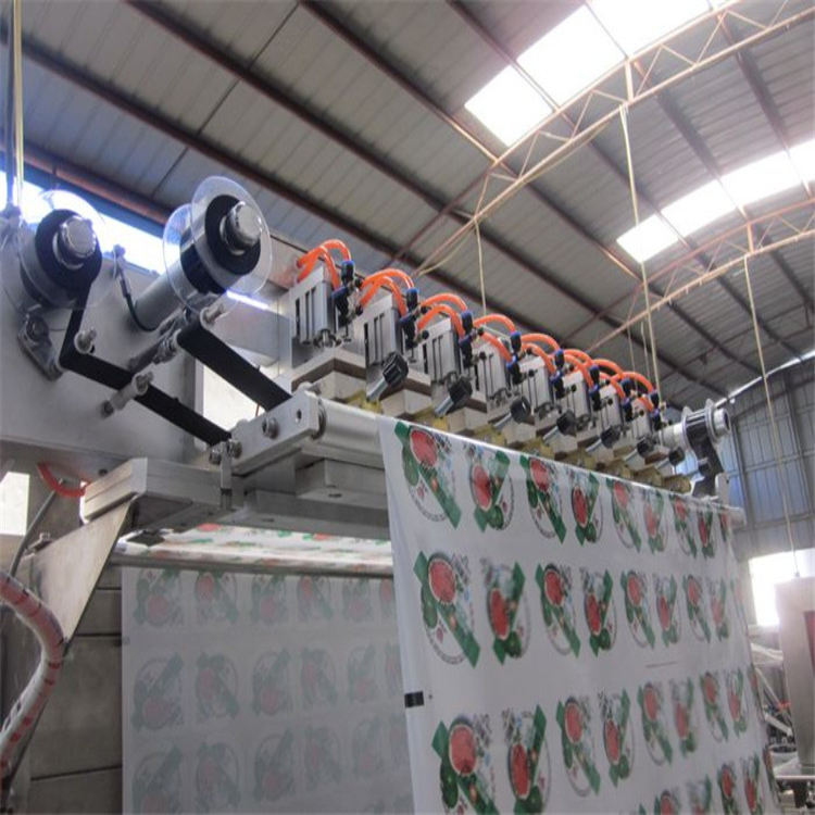 Beverage Automatic Pouch Filling Capping Machine