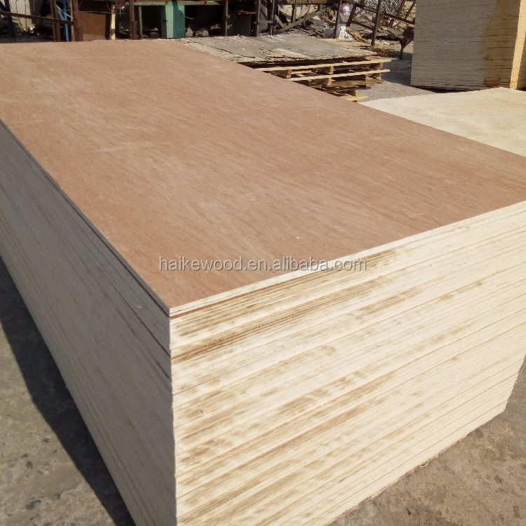 18mm okoume commerciale in legno multistrato/playwood fornitore