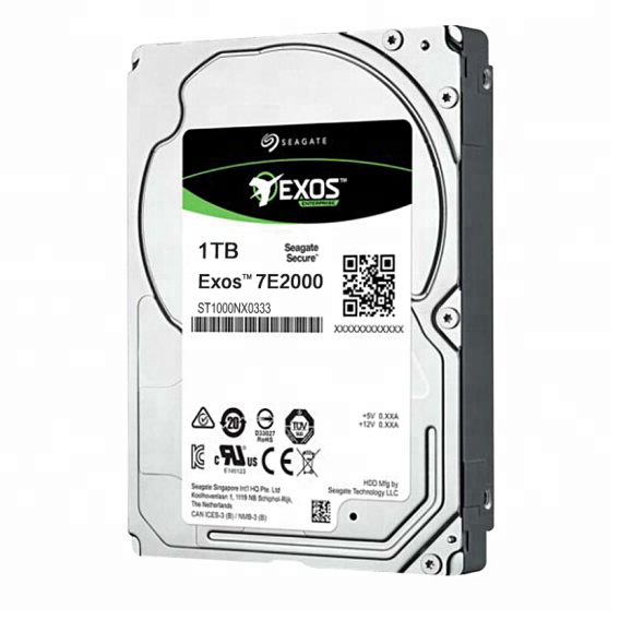 "Seagate 2.5"" 1TB Hard Disk ST1000NX0333 With 3 Years Warranty"