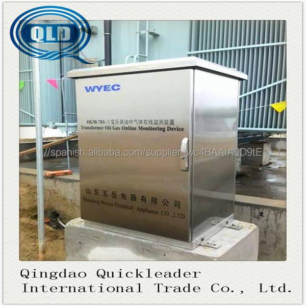 Sub aceite dispositivo de detección de gas, partes del transformador, Transformador de componente