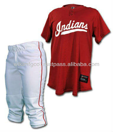 Sublimiert Softball Uniform, benutzerdefinierte Softball Uniformen