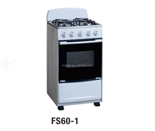 FS60-1 New Style Manual Ignition Gas Freestanding Oven with S/S top plate
