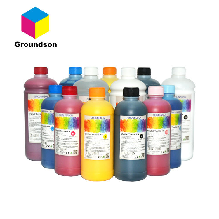 New technology Direct to garment printing Textile Ink for Aeoon Kyo Series digital dtg industrial printer