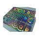 Free samples 3d rainbow security hologram sticker