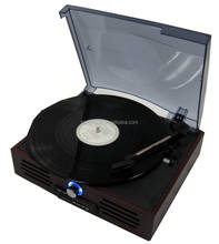Antique Turntable Player Original Vinyl Records with MP3 Converter