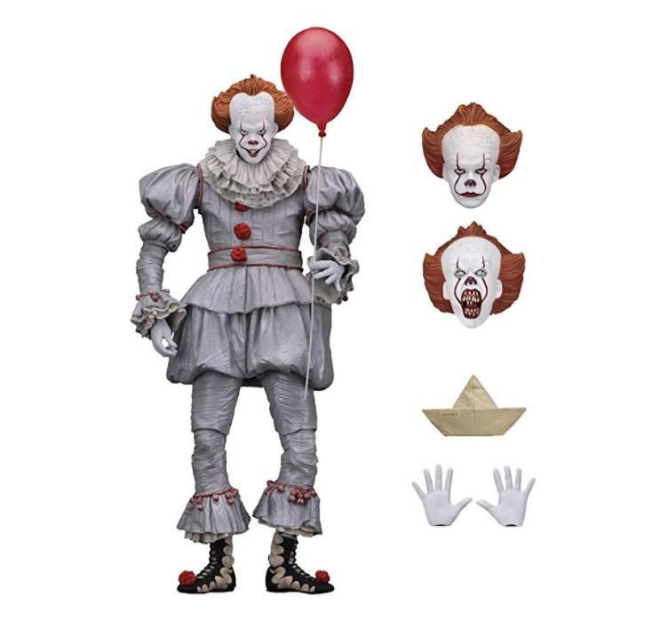 NECA ES-7 zoll Skala Action Figur-Ultimative Pennywise