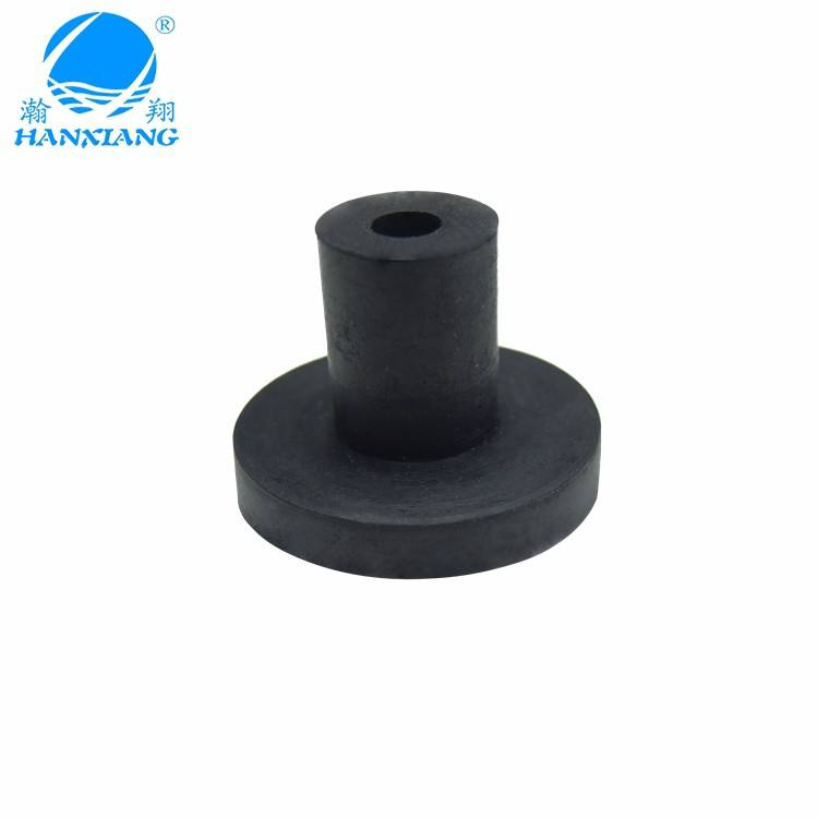 Environmental Waterproof rubber plug/medical rubber stopper/silicone rubber plug