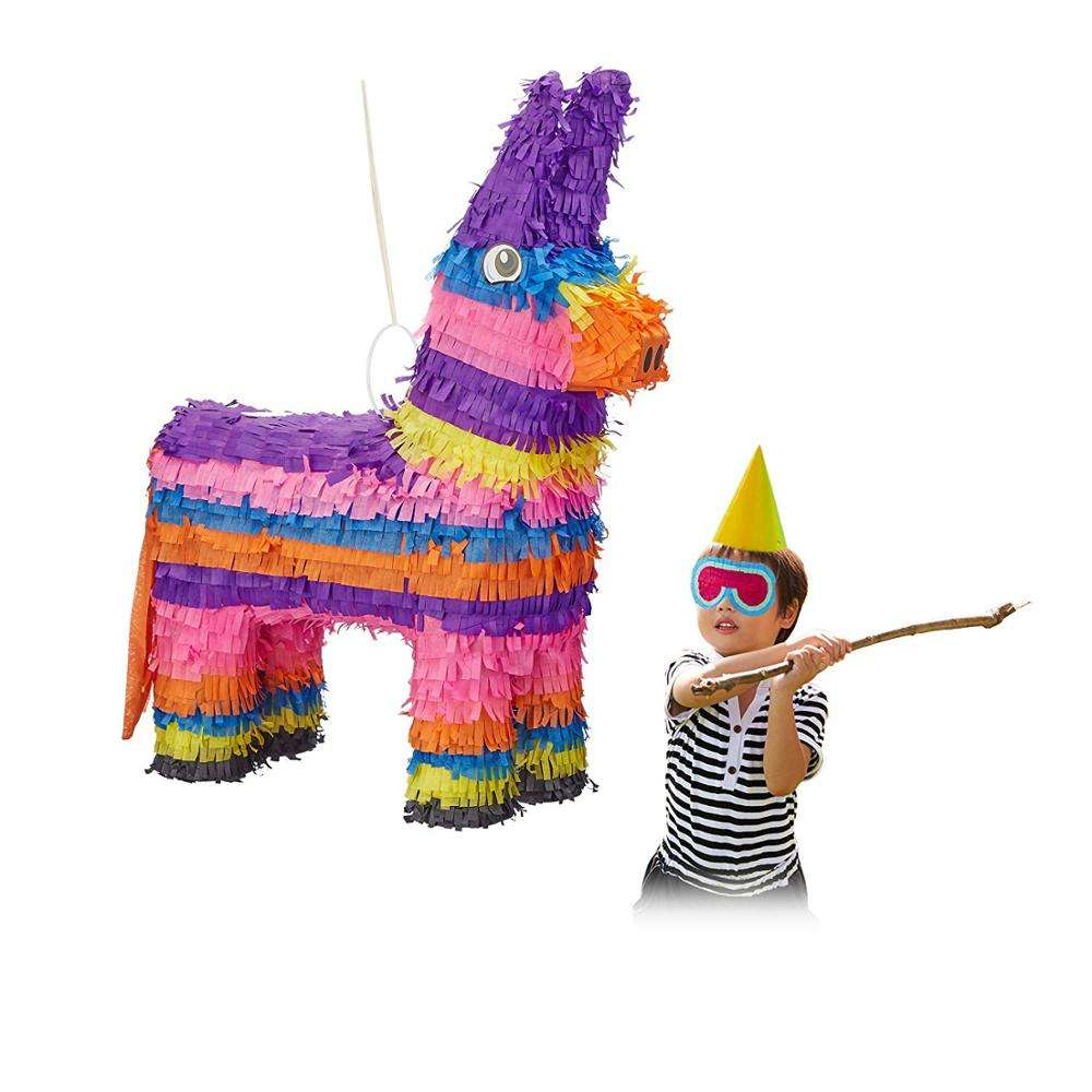 Kids Kinderen Birthday Party Pinatas Grote Ezel Pinata