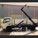 Automatic and convenient Hook lift truck hook lifter dumpster hook lift garbage truck