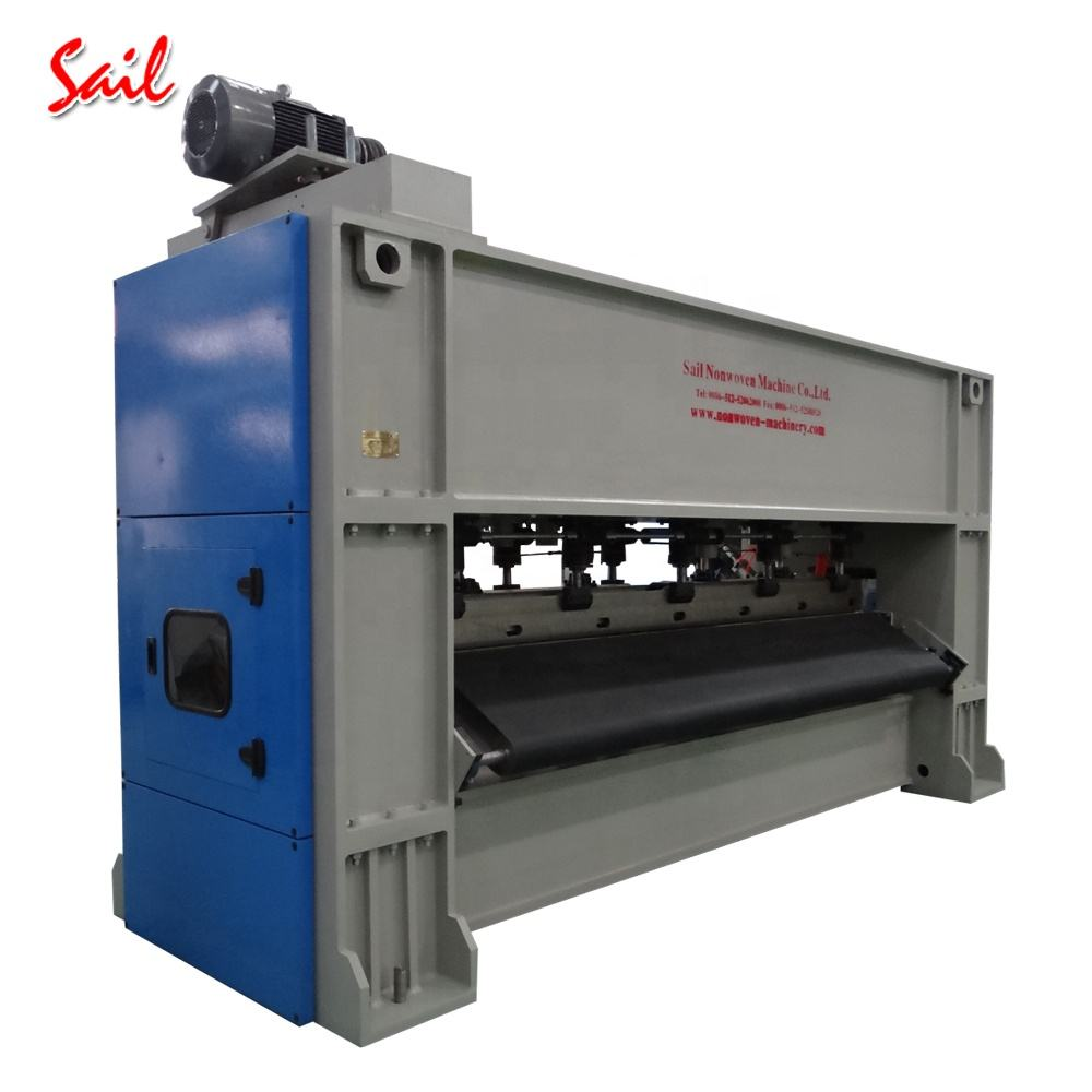 Non woven blankets making machines blankets needle loom machine