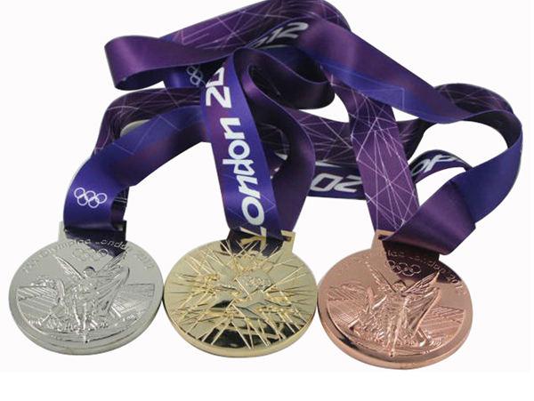 En alliage de Zinc Londres médailles <span class=keywords><strong>2012</strong></span> médailles Olympiques