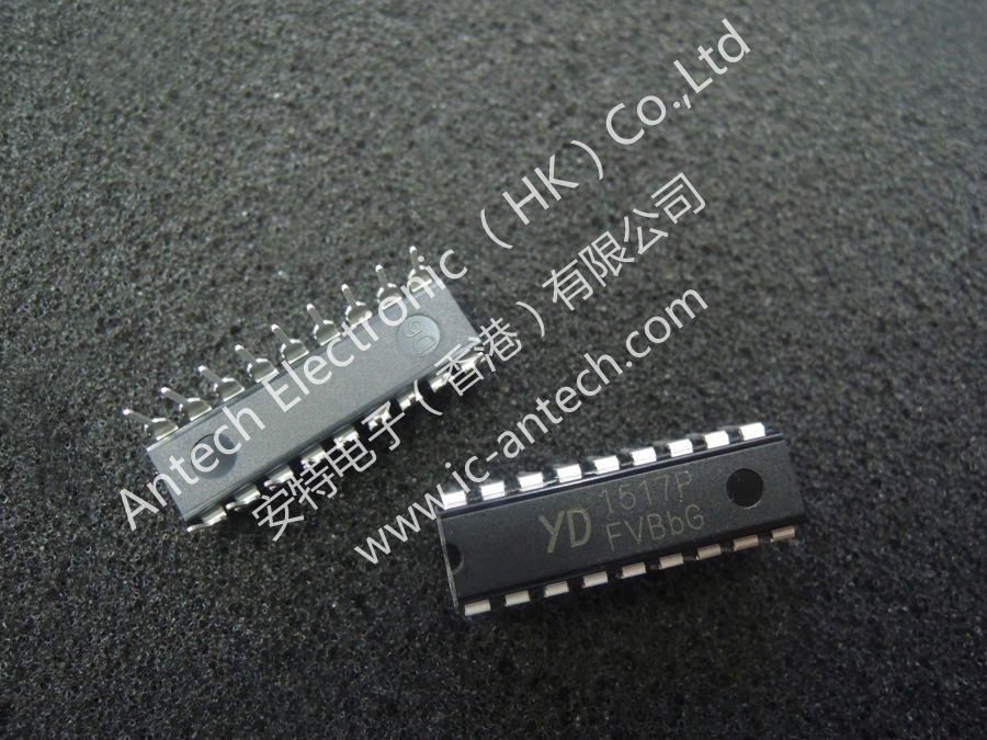 5PCS TDA1517P DIP-18 IC