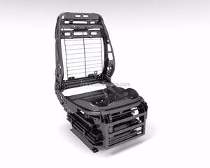 Automotive Seat Power Adjustable Steel Frame For Modified Vehicle