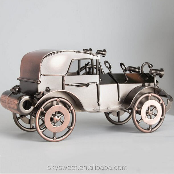 Art & Collectable crafts iron metal motorcycle shape home decor,jalopy car vintage home decor & gift(PR307)