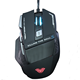 AULA SI-928S Top selling China original factory led light 6D game mice gaming mouse