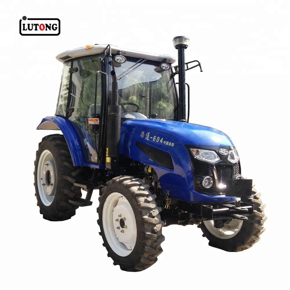 China LUTONG 4WD wheel tractor for sale