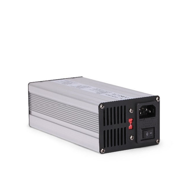 AC 100-240 V 50/60Hz Input and Charge for lithium battery pack Use 16 S 48 V LiFePO4 battery charger