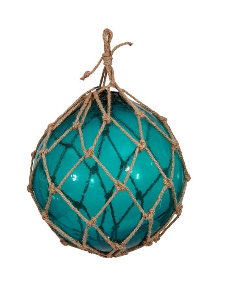 Japanese Glass Fishing Float Fish Net Buoy crystal glass ball
