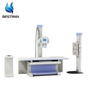 BT-XR04 cheap medical Radiographic device 55 KW 500ma digital high frequency x-ray equipment / x ray machine price