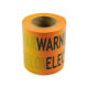 China Manufacturer Plastic 3 m Underground Warning Tape