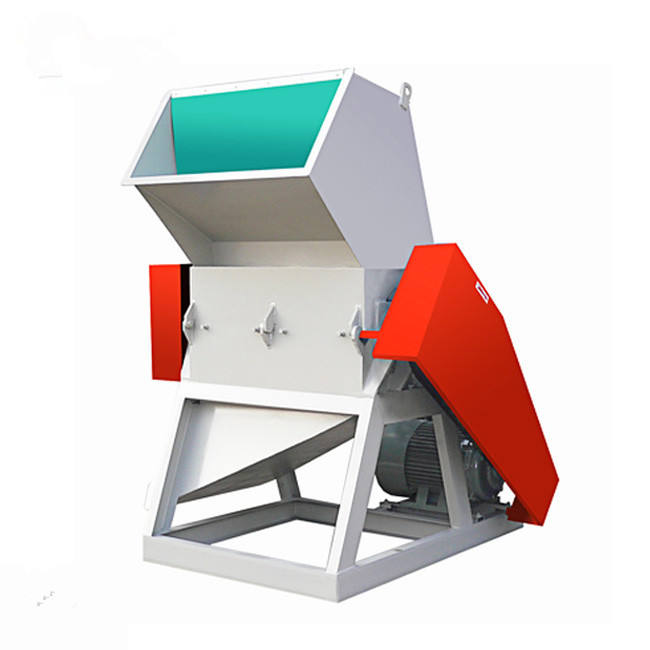 PE PET PP PVC wasted plastic used bottle film recycling crusher crushing and washing machine Shredder for sale Price