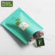 Custom Printable Small Tea bag paper envelope