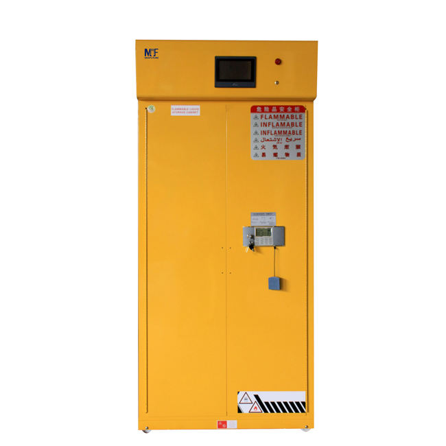 MFSC-G800Y Laboratory Filtered Flammable & Toxic Storage Cabinet