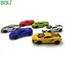 Customized Vehicle Boys Toys Alloy Metal Car 1:64 Scale Diecast Model Car with Color Boxes