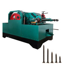 Automatic High Speed Low Noise Cold Heading Nut Bolt Screw Making Machines Price