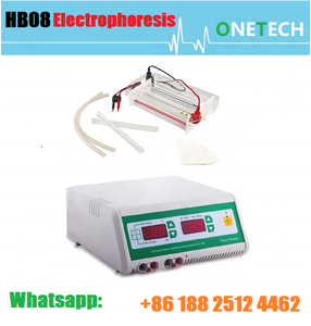 HB electrophoresis machine and basic power supply HB08 cellulose acetate membrane electrophoresis tank SP7A with good price