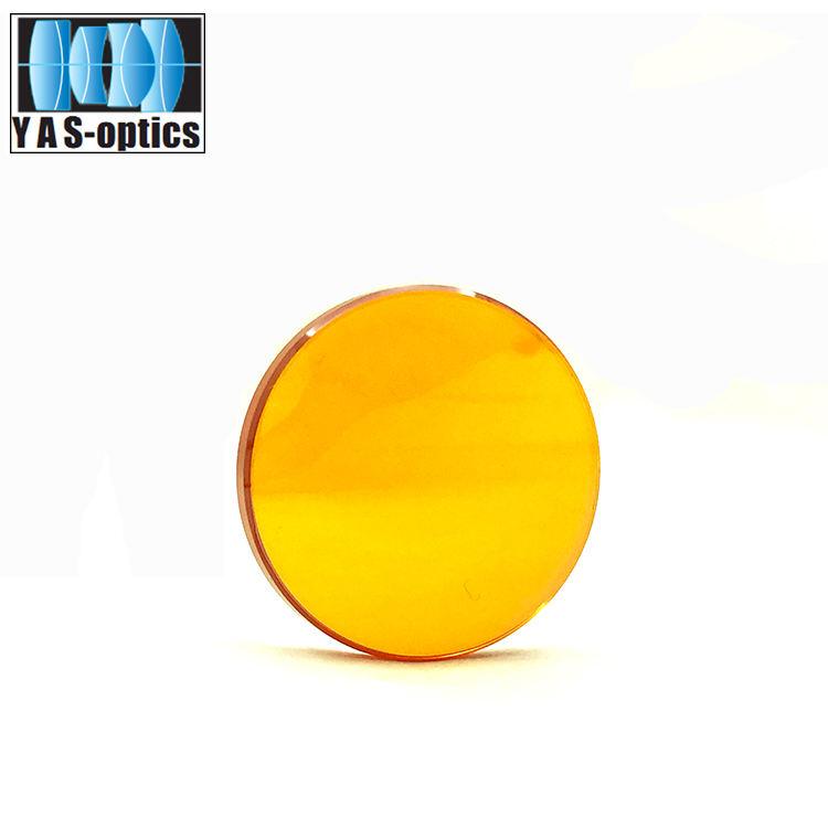 OEM siparişleri kabul Çin PVD ZNSE odak optik lazer lens