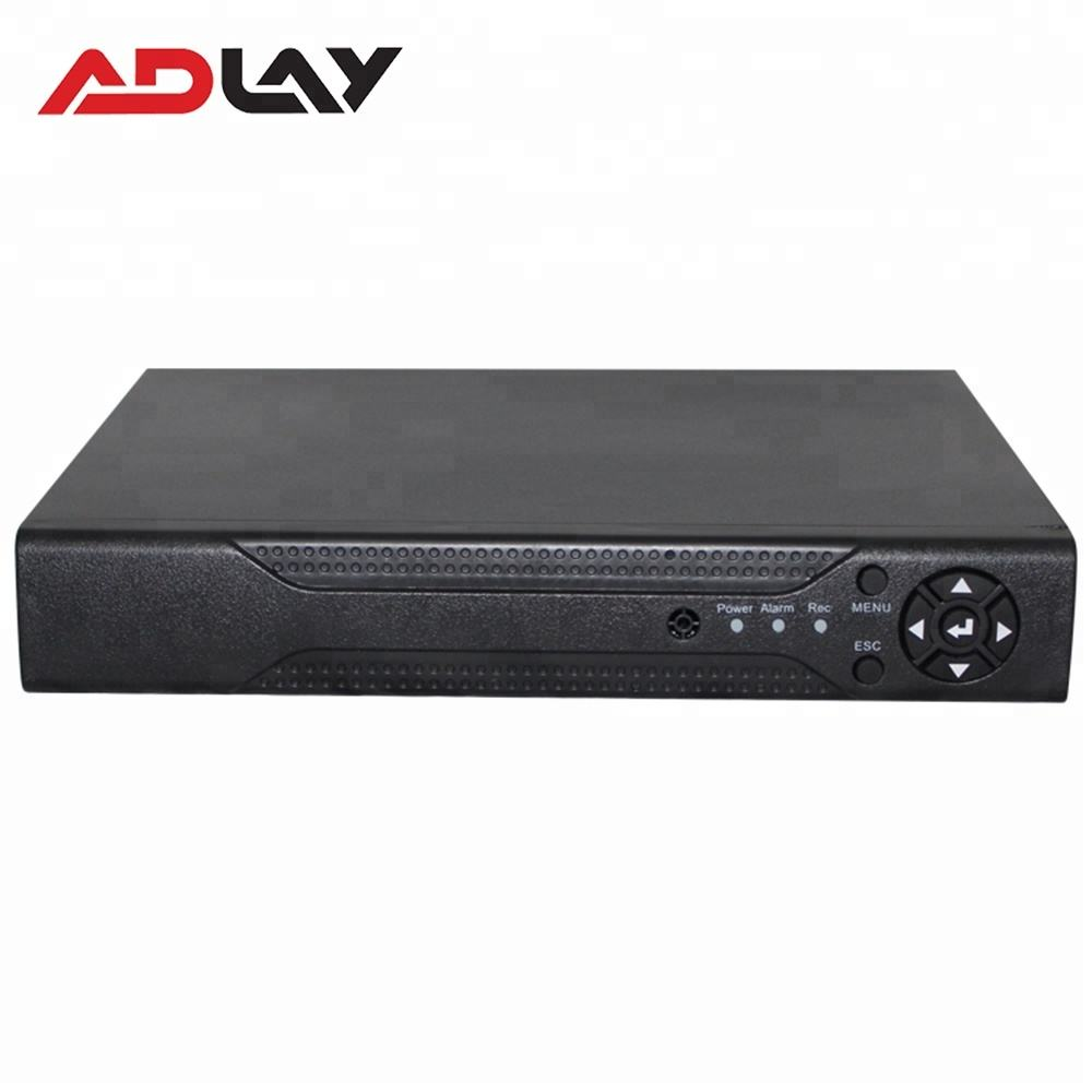4CH 4MP 1080 p TVI CVI AHD IP CVBS DVR 4MN HD CCTV 5 en 1 AHD DVR