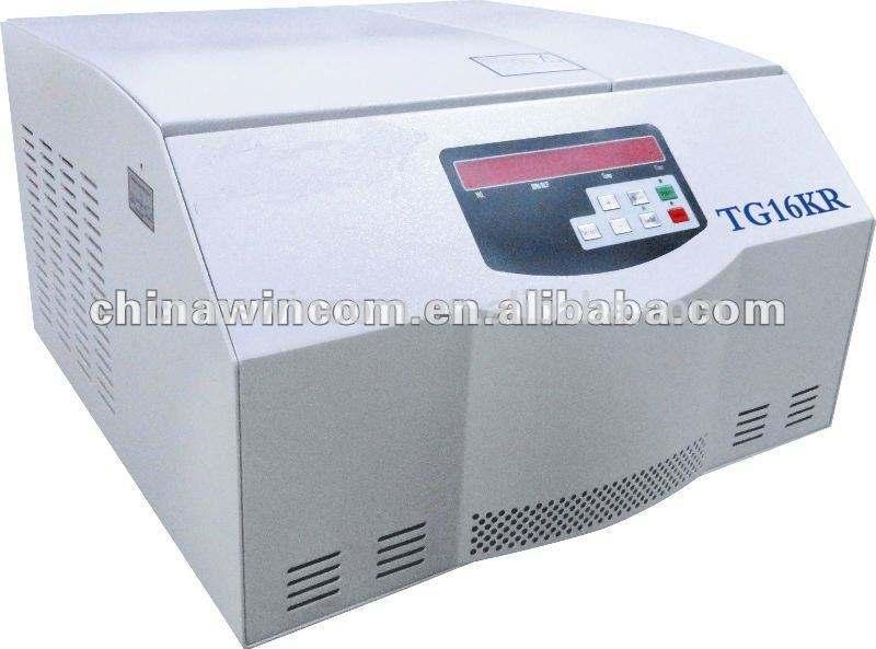 Tgl16 высокая скорость дешевые чёэцзян функции оптовой 100-500ml центрифуги