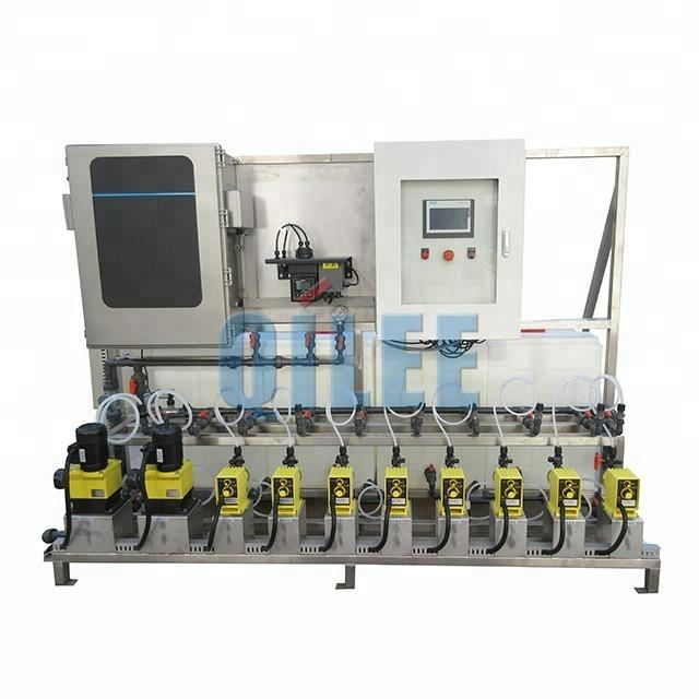 Automatic Dosing Chemical Water Recycling System Dosing