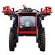 Tractor hydraulic boom sprayer for farm