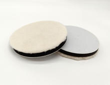 wool buffing pad 5 Inch lamb wool pad car polish sponge Tools Car Care Pad 125mm
