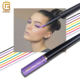 QIBEST Cosmetics Makeup Natural Waterproof Matte Color Liquid Eye Liner Multicolored Colour Glitter Eyeliner