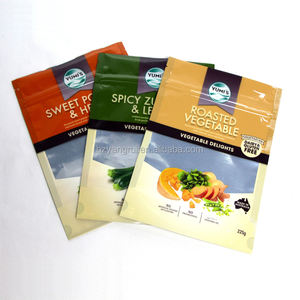 Factory food packaging plastic bags for spices