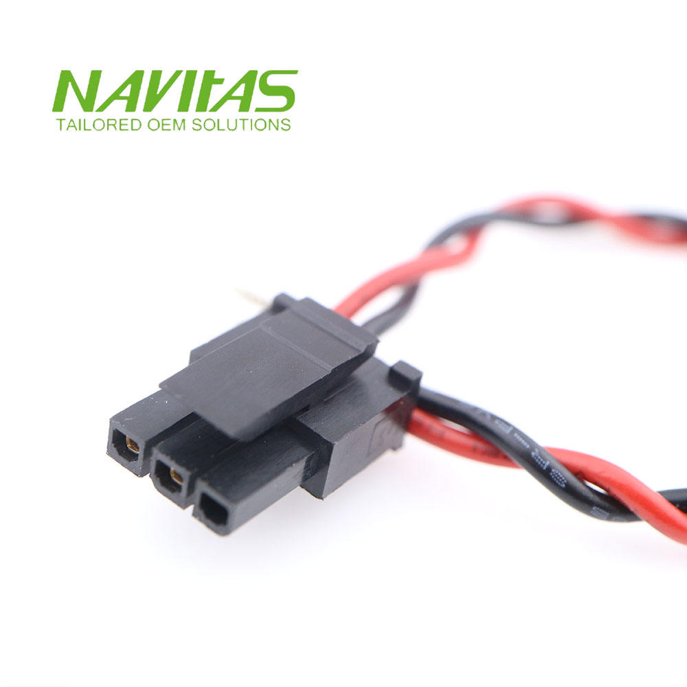 Molex Micro Fit 3.0 Crimp Terminal Plastic Housing Power Connector Signal Cable Assembly