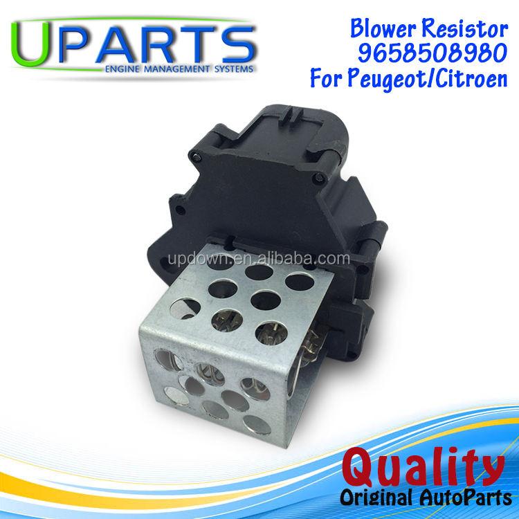 Peugeot 207 Heater Blower Motor Resistor 2006