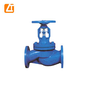 DIN Bellow Sealed Globe Valve GS-C25