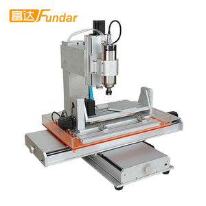 HY-6040 5 axis small cnc milling machine with price for sale